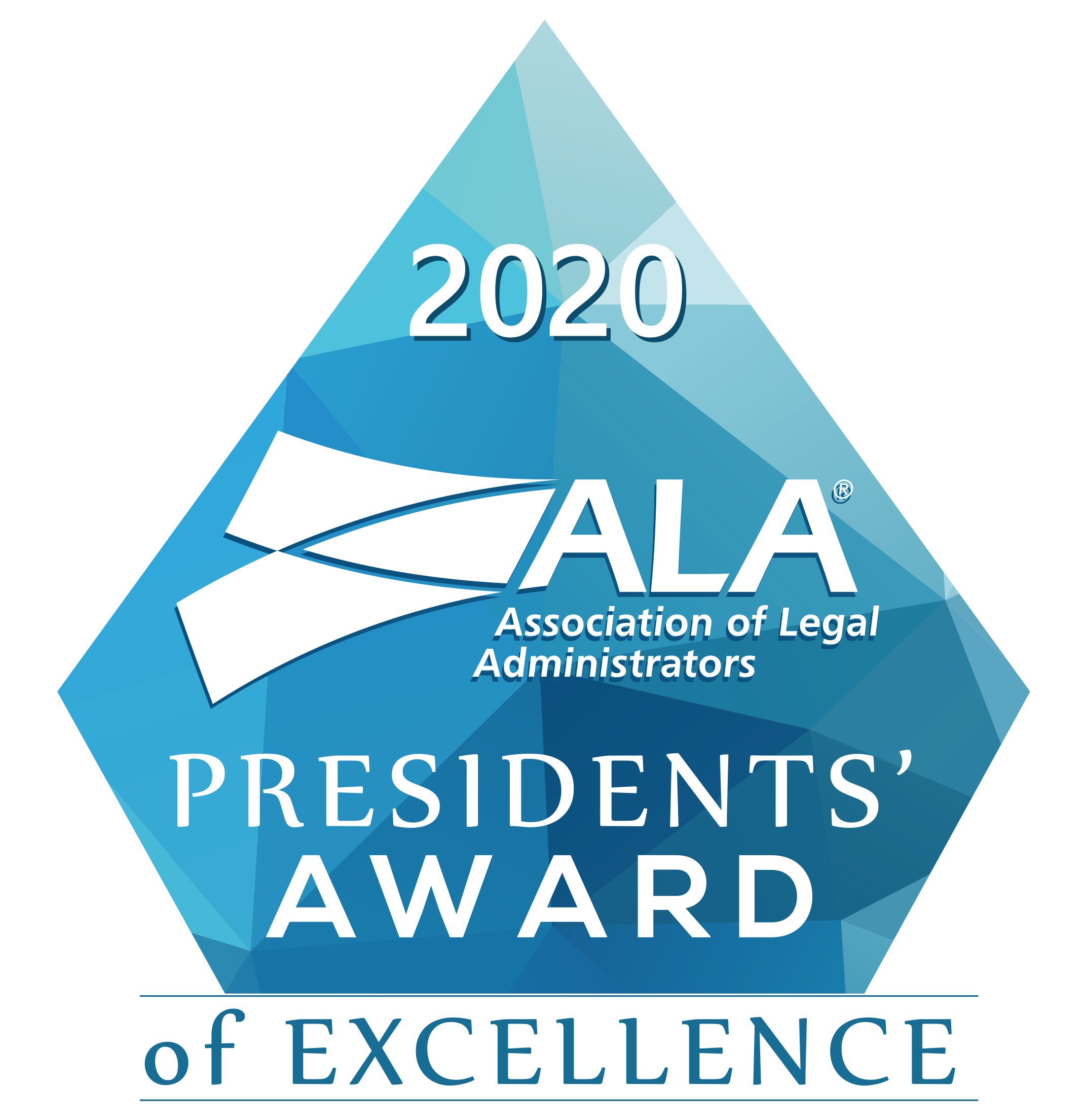 2020 Presidents' Award of Excellence