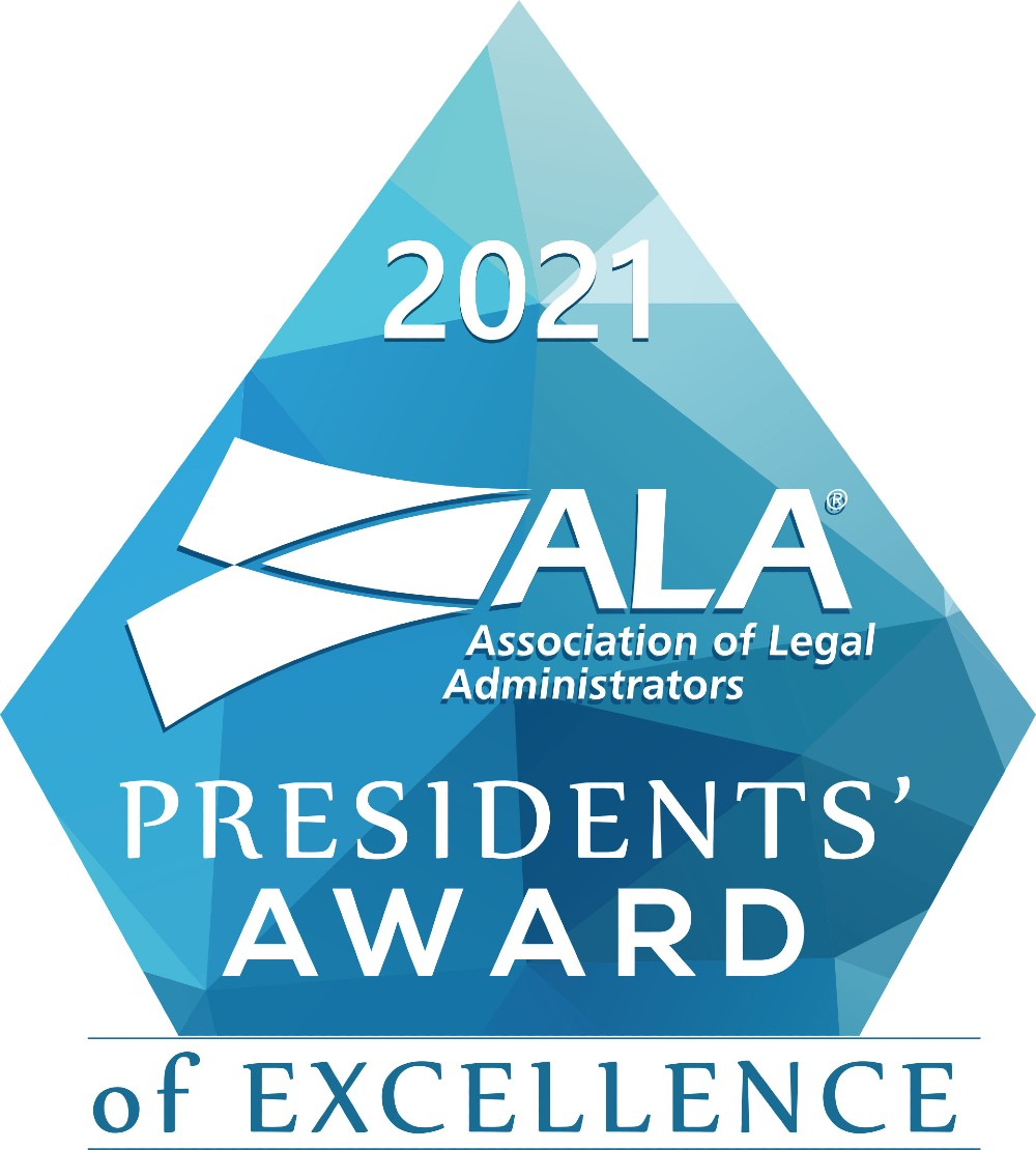 2021 Presidents' Award of Excellence